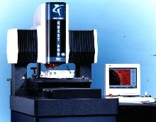Measurement System features TeleStar(TM) optics.