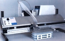 Dispensing System automates filling applications.