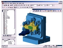 CAM Software builds tool paths directly from CAD files.
