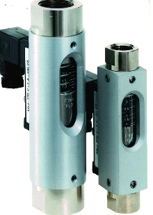 Flow Meter Switch has bistable switch functionality.