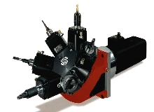 Tool Turrets suit high-volume production machines.