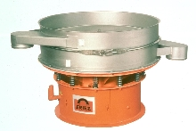 Vibratory Screener includes variety of deck options.