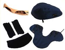 Helmet Accessories increase welder protection.