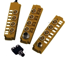 Miniature Junction Boxes offer installation flexibility.