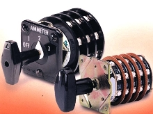 Detent Action Switches fit needs of power industry.