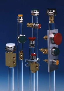 Push Button Actuators work on stem-operated valves.