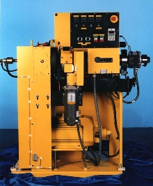 Rubber Extruders come in floor or tabletop versions.