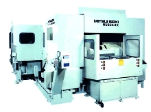 Multi-Axis Machining Center has highest accuracy available.