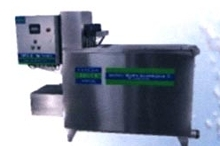 Industrial Wastewater Evaporator is controlled by PLC.