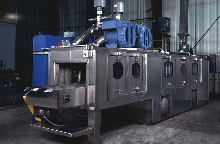 Belt Washer System is suitable for high-production cleaning.
