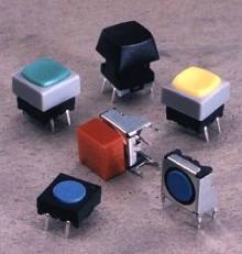 Tactile Switches offer minimum of 5 million operations.