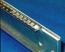 EMI Gaskets shield CompactPCI enclosures.