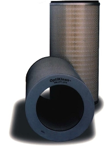 Dust Collector Filters exceed NIOSH and OSHA specs.