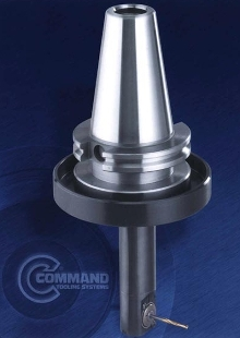 Right Angle Head eliminates secondary operation work.