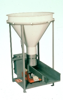 Vibrating Feeders keep bulk materials flowing.