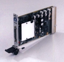 DC Source offers multi-channel programmable operation.
