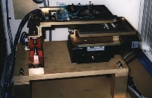 Laser Trim System offers lamp or diode pumped laser.