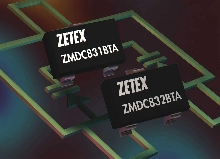 Dual Diode Packages conserve board space.