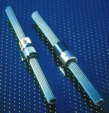 Spline Shafts handle light linear loads.