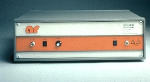 Broadband Amplifier meets aircraft testing standards.