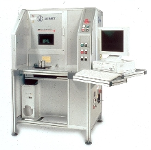 Laser Marking System provides non-contact marking.