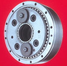 Gear Reducer suits rotary positioning applications.