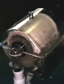Rotary Drum Filter provides liquid-solid separation.