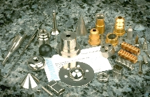 Hollow Metal Components can be formed into any shape.