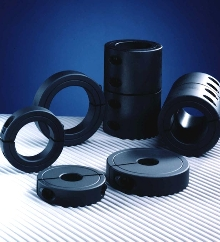 Collars and Couplings can be remachined by users.