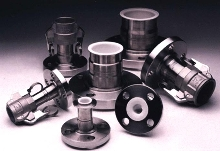 Stainless Steel Adapters offer alternative to exotic alloys.