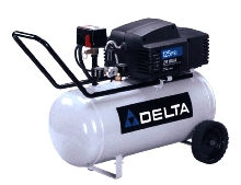 Portable Air Compressor suits smaller spray applications.