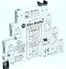 Terminal Block Relay has leakage current suppression circuit.