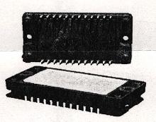 Motor Drives control brushless dc motors.