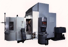 Turning and Milling Machine works on big parts.