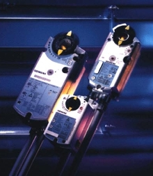 Damper Actuators offer high torque per footprint.