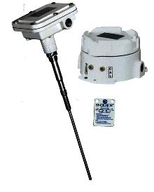 Hopper Level Switch has built in diagnostic lights.