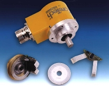 Absolute Encoders offer resolution from 2 to 32,768 ppr.