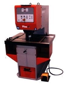 Hydraulic Punch Nibbler suits prototype/production shops.