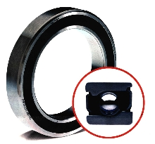 Bearings improve machine tool performance.