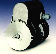 AC Motor operates in severe environments.