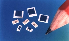 Thin Film Chip Attenuators have wide frequency range.
