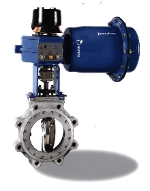 Valves and Actuators fit into bus networks.