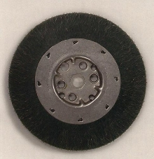 Wire Wheel Brushes provide safe operation.