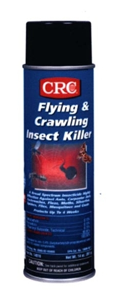 Insect Killer protects up to 4 weeks.