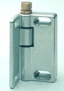 Electric Safety Hinge Switch meets IP67 specifications.