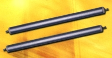 Plastic Rollers suit lightweight conveyor applications.