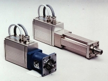 Software facilitates set up of linear and rotary actuators.