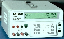 DC Power Supply can be remote controlled.
