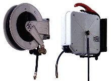 Hose Reels are offered in open and closed versions.