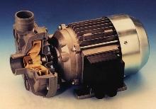 Electric Pumps provide heavy-duty liquid movement.